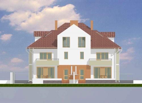 Lucrari, proiecte Doua locuinte cuplate P+2, Otopeni  - Poza 7