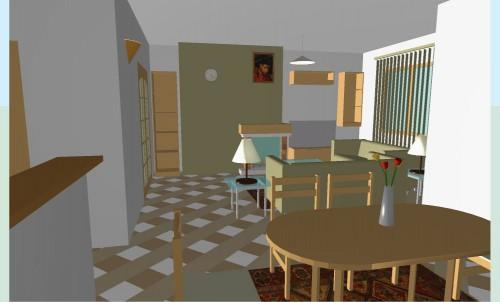Lucrari, proiecte Locuinta colectiva, Predeal  - Poza 1