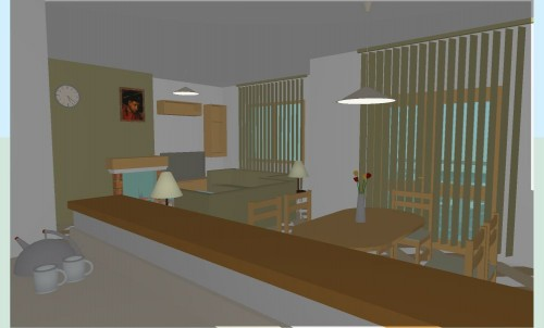 Lucrari, proiecte Locuinta colectiva, Predeal  - Poza 8