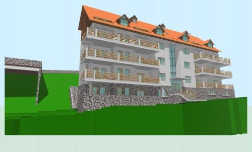 Lucrari, proiecte Locuinta colectiva, Predeal  - Poza 7