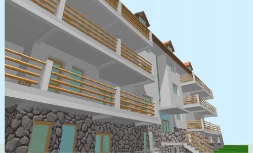 Lucrari, proiecte Locuinta colectiva, Predeal  - Poza 4