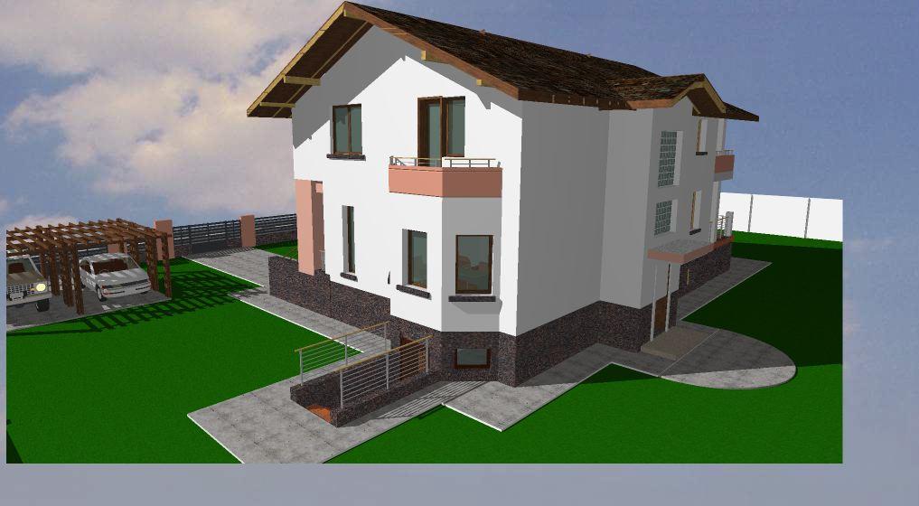 Locuinta D+P+M, zona Prelungirea Ghencea, strada Bulgarus  - Poza 1