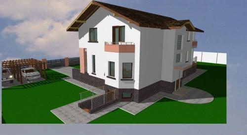 Lucrari, proiecte Locuinta D+P+M, zona Prelungirea Ghencea, strada Bulgarus  - Poza 1