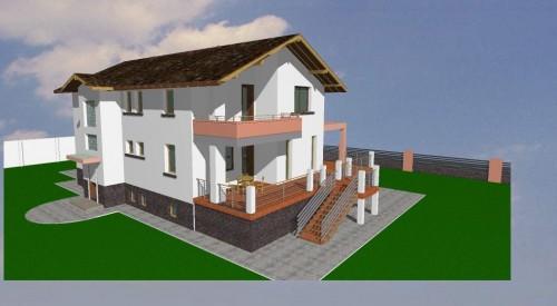 Lucrari, proiecte Locuinta D+P+M, zona Prelungirea Ghencea, strada Bulgarus  - Poza 2