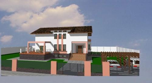 Lucrari, proiecte Locuinta D+P+M, zona Prelungirea Ghencea, strada Bulgarus  - Poza 4