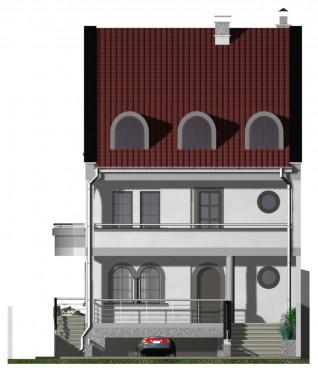 Lucrari, proiecte Locuinta unifamiliala D+P+1+M, sector 1 Bucuresti  - Poza 1