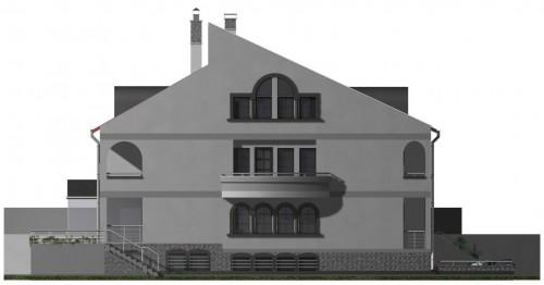 Lucrari, proiecte Locuinta unifamiliala D+P+1+M, sector 1 Bucuresti  - Poza 4