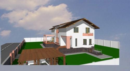 Lucrari, proiecte Locuinta unifamiliala in Str. Bulgarus, Nr. 35 - in executie  - Poza 1