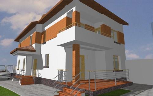 Lucrari, proiecte Locuinta unifamiliala P+1, sector 3 Bucuresti  - Poza 1