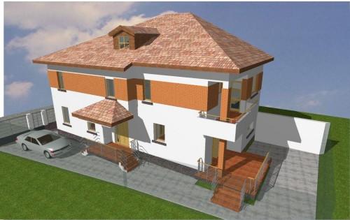 Lucrari, proiecte Locuinta unifamiliala P+1, sector 3 Bucuresti  - Poza 2