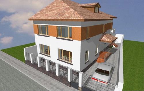 Lucrari, proiecte Locuinta unifamiliala P+1, sector 3 Bucuresti  - Poza 3
