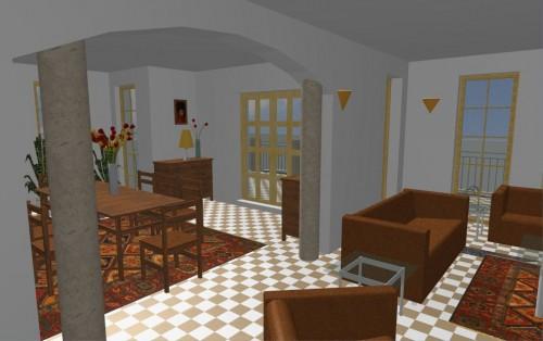 Lucrari, proiecte Locuinta unifamiliala P+M, sector 1 Bucuresti  - Poza 15