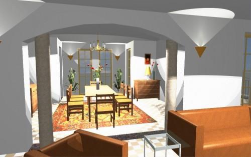 Lucrari, proiecte Locuinta unifamiliala P+M, sector 1 Bucuresti  - Poza 9