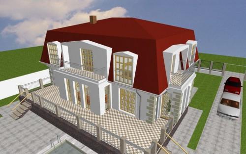 Lucrari, proiecte Locuinta unifamiliala P+M, sector 1 Bucuresti  - Poza 10