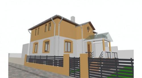 Lucrari, proiecte Locuinta unifamiliala P+M, sector 2 Bucuresti  - Poza 1