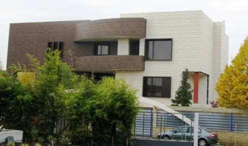 Lucrari, proiecte Sisteme de fixare si ancorare a fatadelor - Resedinta str. Iancu Nicolae EUROFOX - Poza 1