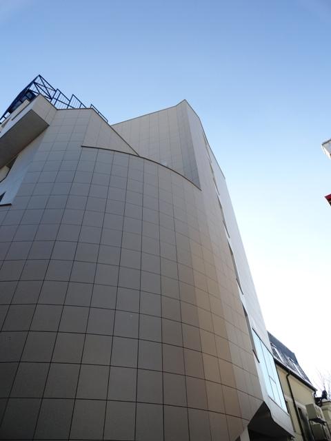 Sisteme de fixare si ancorare a fatadelor - Hotel BELVEDERE Botosani EUROFOX - Poza 3