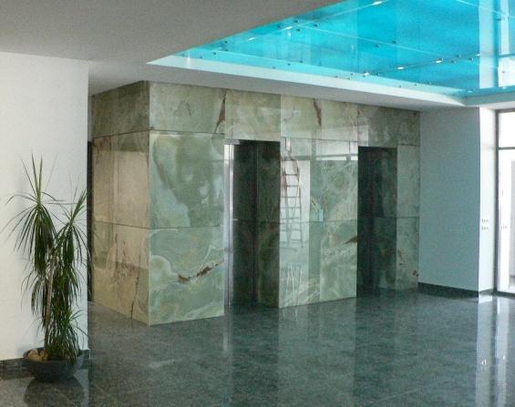 Sisteme de fixare si ancorare a fatadelor - Centrul de afaceri IDEO Iasi EUROFOX - Poza 1