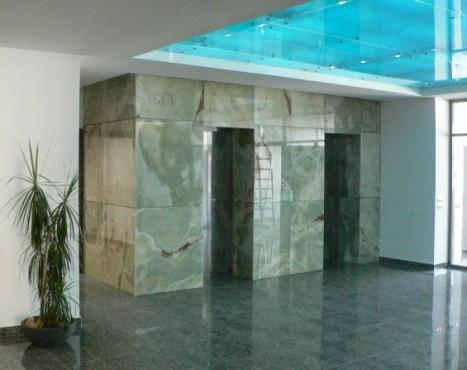 Lucrari, proiecte Sisteme de fixare si ancorare a fatadelor - Centrul de afaceri IDEO Iasi EUROFOX - Poza 1