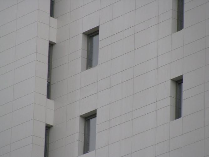Sisteme de fixare si ancorare a fatadelor - Hotel CAROL Bucuresti EUROFOX - Poza 2