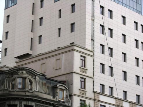 Lucrari, proiecte Sisteme de fixare si ancorare a fatadelor - Hotel CAROL Bucuresti EUROFOX - Poza 3