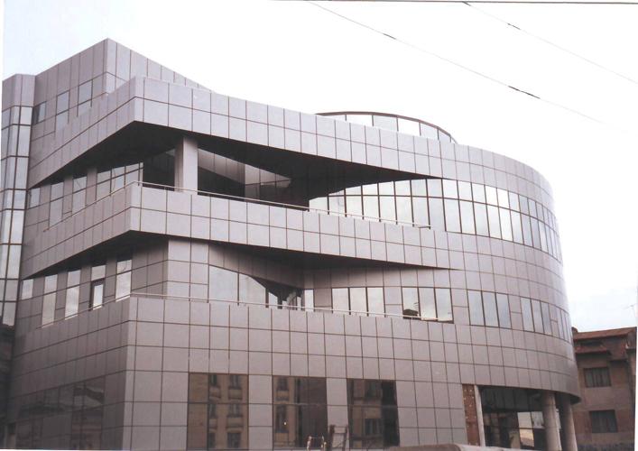 Sisteme de fixare si ancorare a fatadelor - Sedii Bancpost Cluj-Napoca si Craiova EUROFOX - Poza 1
