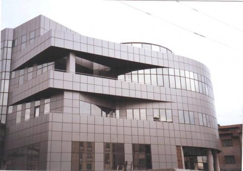 Lucrari, proiecte Sisteme de fixare si ancorare a fatadelor - Sedii Bancpost Cluj-Napoca si Craiova EUROFOX - Poza 1