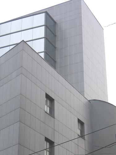 Sisteme de fixare si ancorare a fatadelor - Cladire birouri (anterior Banca Agricola) Cluj-Napoca EUROFOX - Poza 1