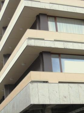 Lucrari, proiecte Sisteme de fixare si ancorare a fatadelor - Hotel ARO Brasov EUROFOX - Poza 1