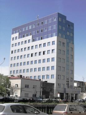 Lucrari, proiecte Sisteme de fixare si ancorare a fatadelor - Sediul Steilman Bucuresti EUROFOX - Poza 1