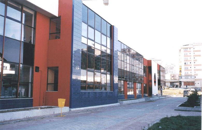 Sisteme de fixare si ancorare a fatadelor - Universitatea Pitesti EUROFOX - Poza 3