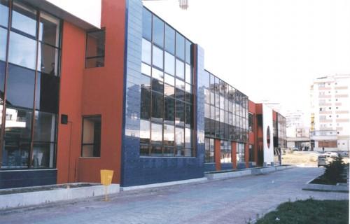 Lucrari, proiecte Sisteme de fixare si ancorare a fatadelor - Universitatea Pitesti EUROFOX - Poza 3