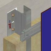 Sistem de fixare Placaje HPL - MLZk-v-00 HPL TRESPA