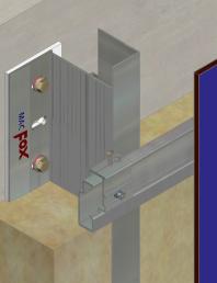Sistem de fixare Placaje HPL - MLZk-v-00 HPL