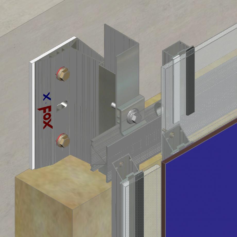 Pagina 1 - Sistem de fixare Placaje HPL - XLP-v-300 HPL TRESPA VIRTUON, METEON, ATHLON Instructiuni ...