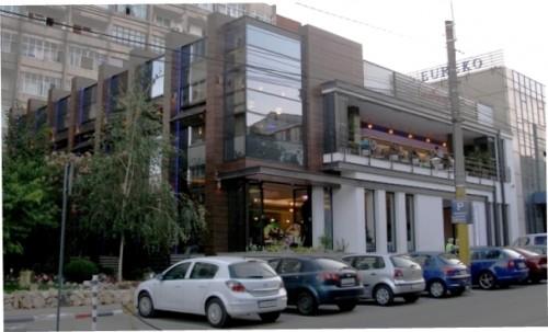 Lucrari, proiecte Placaje HPL pentru fatade si pereti - Restaurantul INTEGRA Constanta TRESPA - Poza 1