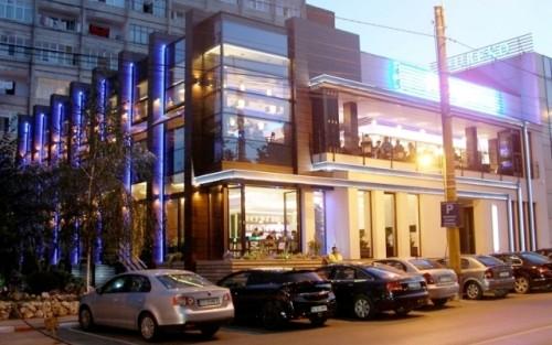 Lucrari, proiecte Placaje HPL pentru fatade si pereti - Restaurantul INTEGRA Constanta TRESPA - Poza 3
