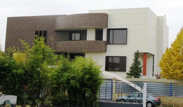 Placaje HPL pentru fatade - Resedinta Str. Iancu Nicolae TRESPA - Poza 3
