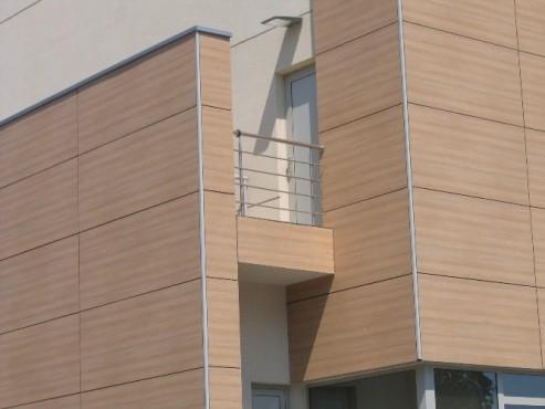 Lucrari, proiecte Placaje HPL pentru fatade - Hotel VEGA Mamaia TRESPA - Poza 3