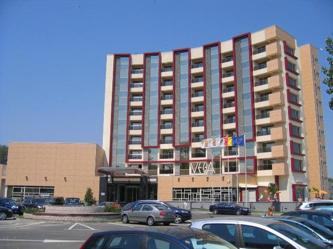 Placaje HPL pentru fatade - Hotel VEGA Mamaia TRESPA - Poza 4