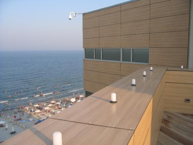 Placaje HPL pentru fatade - Hotel VEGA Mamaia TRESPA - Poza 11