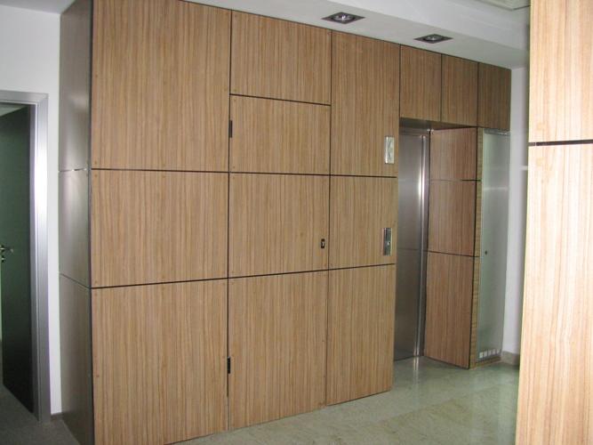 Placaje HPL pentru fatade si pereti - Cladire de birouri GRAND OFFICES str.Floreasca 55 TRESPA - Poza 1