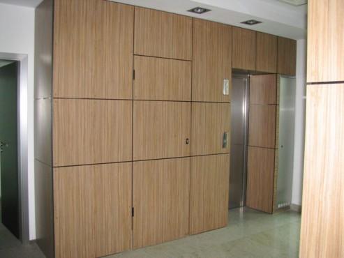 Lucrari, proiecte Placaje HPL pentru fatade si pereti - Cladire de birouri GRAND OFFICES str.Floreasca 55 TRESPA - Poza 1