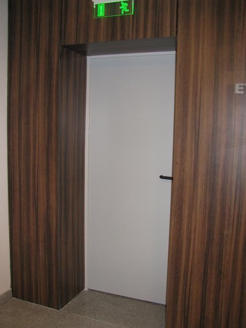 Placaje HPL pentru fatade si pereti - Cladire de birouri GRAND OFFICES str.Floreasca 55 TRESPA - Poza 2