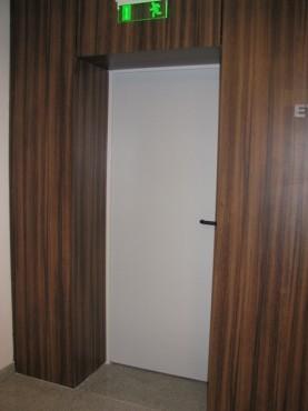 Lucrari, proiecte Placaje HPL pentru fatade si pereti - Cladire de birouri GRAND OFFICES str.Floreasca 55 TRESPA - Poza 2