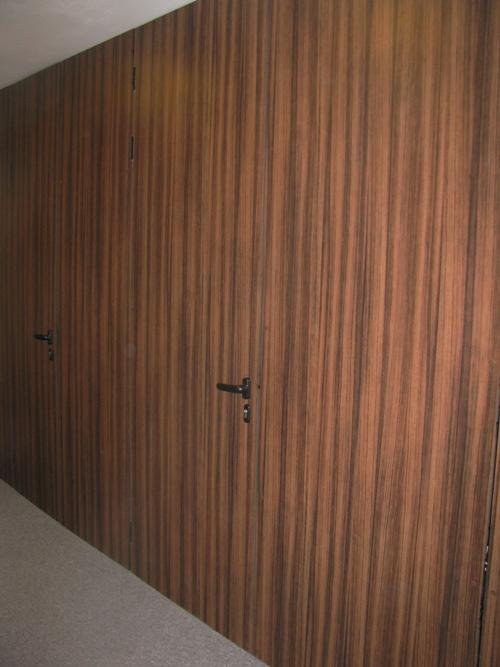 Placaje HPL pentru fatade si pereti - Cladire de birouri GRAND OFFICES str.Floreasca 55 TRESPA - Poza 5
