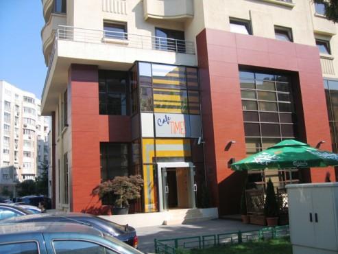 Lucrari, proiecte Placaje HPL pentru fatade - Hotel Times Bucuresti TRESPA - Poza 1