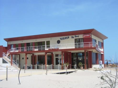 Lucrari, proiecte Placaje HPL pentru fatade - Minihotel BY TONI Mamaia TRESPA - Poza 3