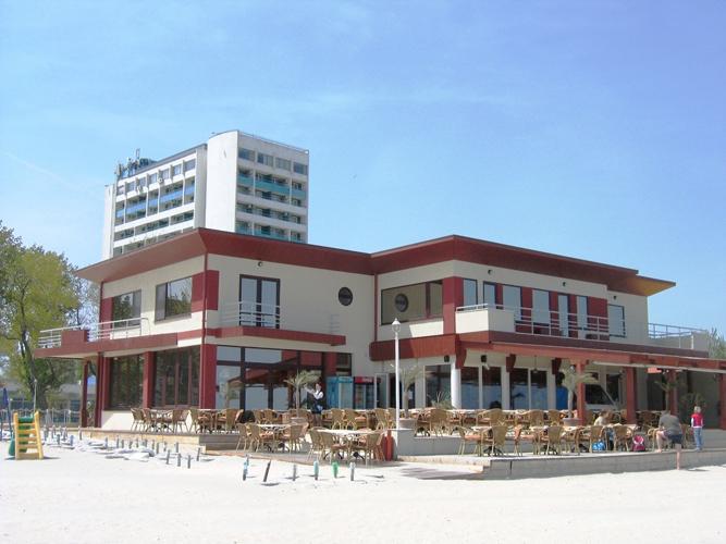 Placaje HPL pentru fatade - Minihotel BY TONI Mamaia TRESPA - Poza 4