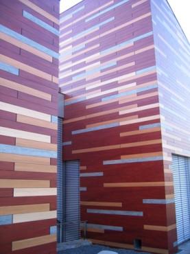 Lucrari, proiecte Placaje HPL pentru fatade - Vila Bucuresti TRESPA - Poza 1